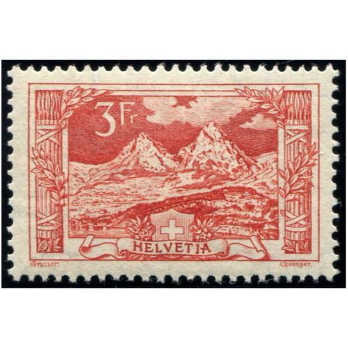 Lot 6707 - Suisse - N°167