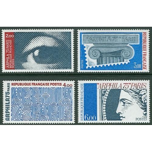 N°1834-1837