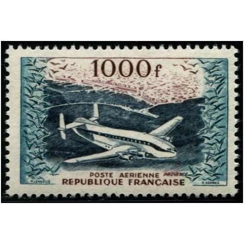 Poste Aérienne N°33