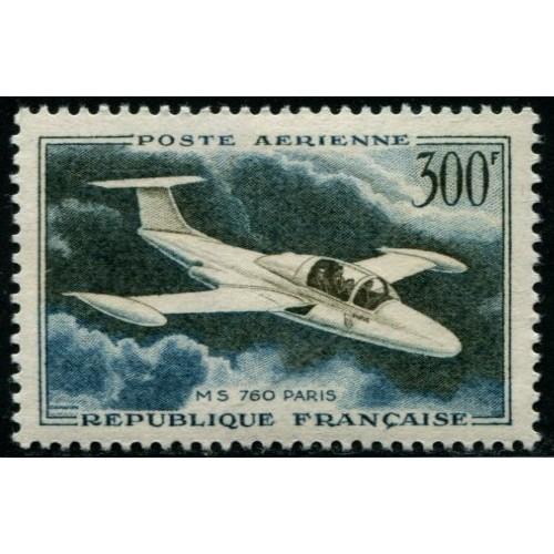 Poste Aérienne N°35