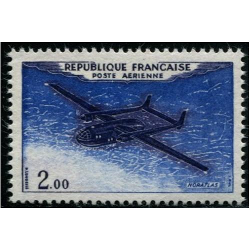 Poste Aérienne N°38