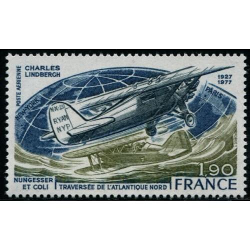Poste Aérienne N°50
