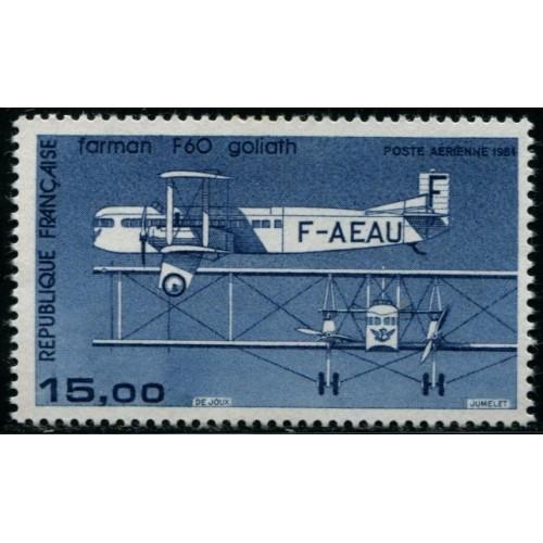 Poste Aérienne N°57