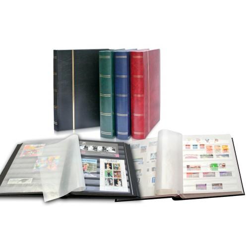Classeur Grand Format - 64 pages - fond blanc avec séparation verticale