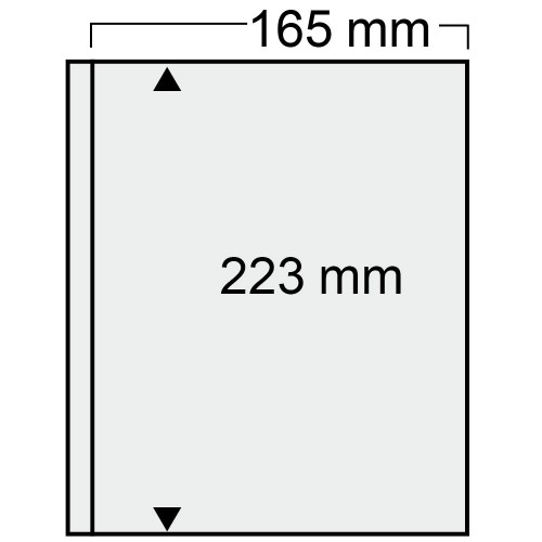 "Feuilles ""Compact"" - 1 Bloc - Paquet de 10"