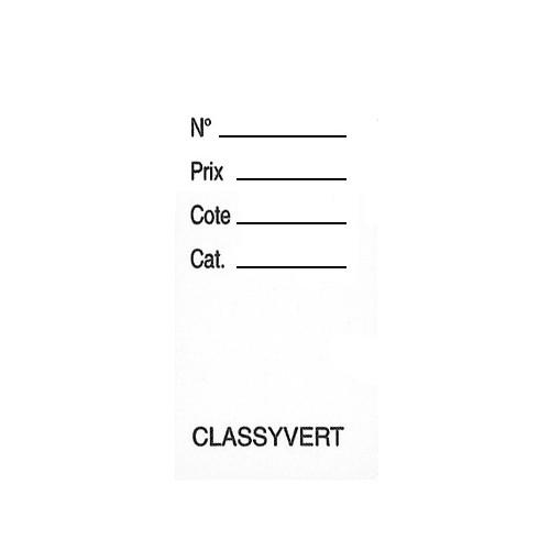 CLASSYVERT (x 1000)