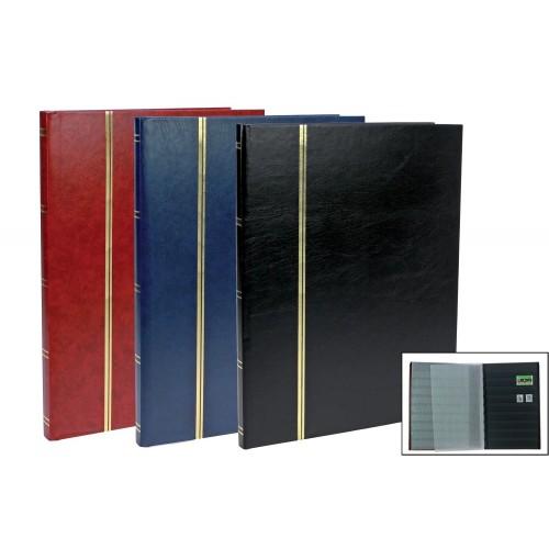 Classeur Grand Format - 16 pages - fond noir