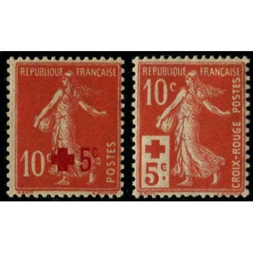 Lot 7203 - Année 1914