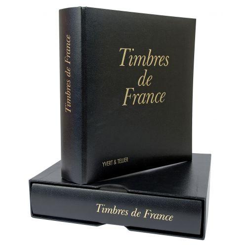 Album FUTURA France : Etui + Reliure