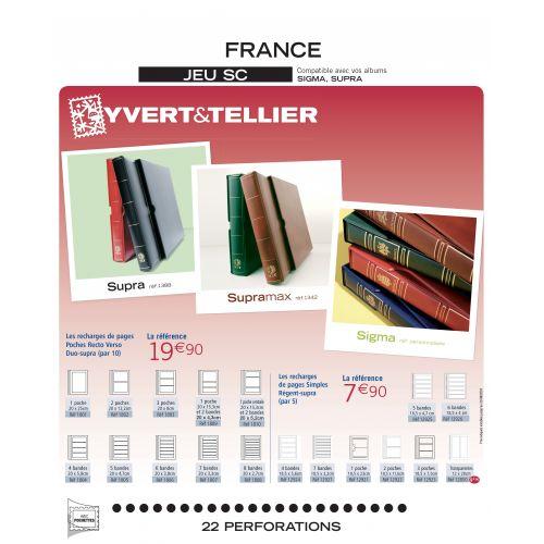 Jeux SC France - 2012 à Aujourd'hui