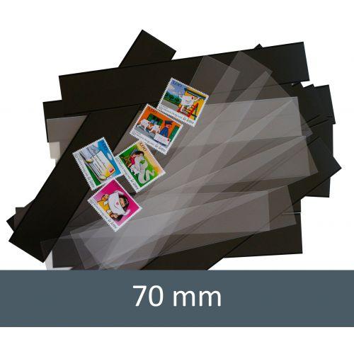 Bandes simple soudure - 70mm