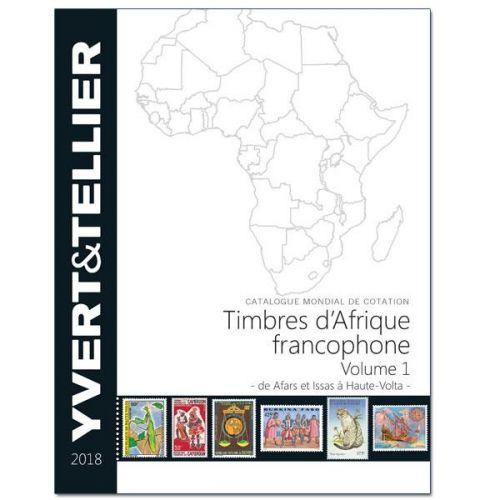AFRIQUE Francophone Volume 1 - 2018