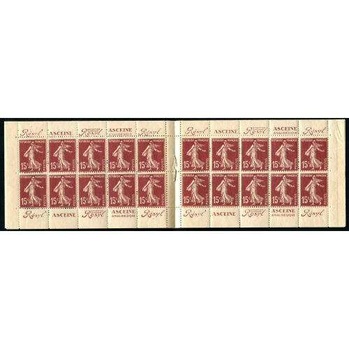 Lot A809 - N°182-C2 - Neuf ** Luxe