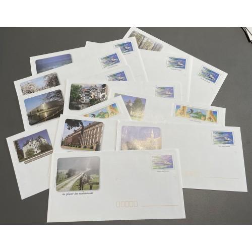 Lot de 50 enveloppes lettre prioritaire 20g
