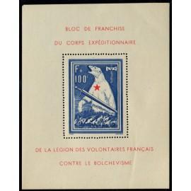 LVF (lot 4340 à 4343)