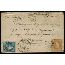 Guerre 1870 (lot 8129 à 8140)