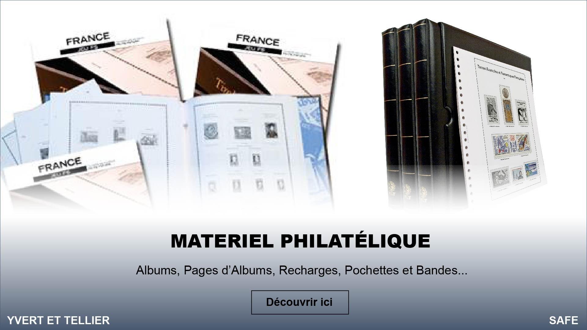 Matériel Philatélique